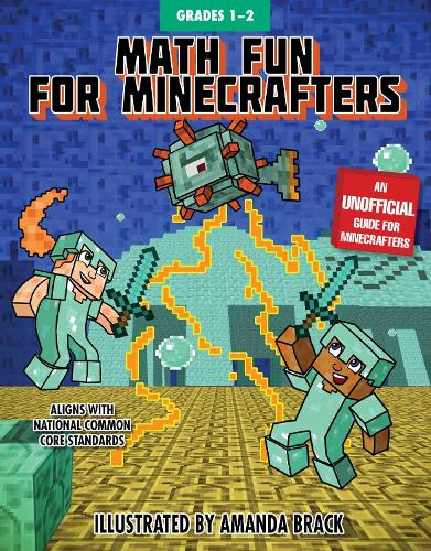 Math Fun for Minecrafters: Grades 1-2 - Math for Minecrafters (Paperback)
