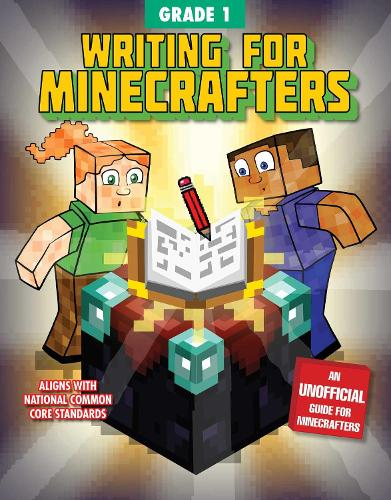 Writing for Minecrafters: Grade 1 (Paperback)