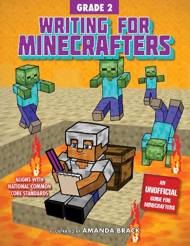 Writing for Minecrafters: Grade 2 - Writing for Minecrafters (Paperback)