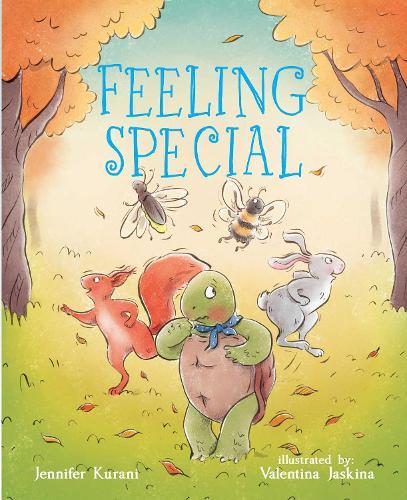 Feeling Special (Hardback)