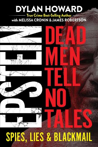 Epstein: Dead Men Tell No Tales - Front Page Detectives (Hardback)