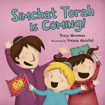 Simchat Torah Is Coming! (Hardback)