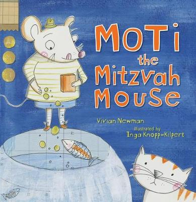 Moti the Mitzvah Mouse (Paperback)