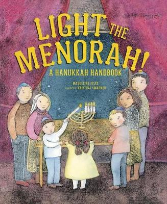 Light the Menorah! (Paperback)