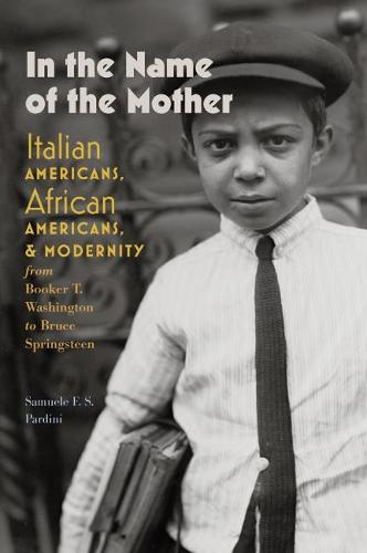 In the Name of the Mother: Italian Americans, African Americans, and Modernity from Booker T. Washington to Bruce Springsteen - Re-Mapping the Transnational: A Dartmouth Series in American Studies (Hardback)
