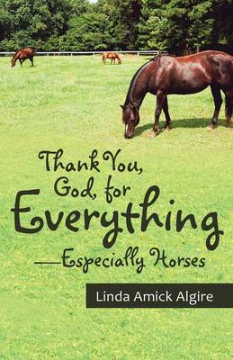 Thank You, God, for Everything-Especially Horses (Paperback)