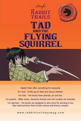 Rabbit Trails: Tad and the Flying Squirrel / Lyn and the Monk Seal (Paperback)