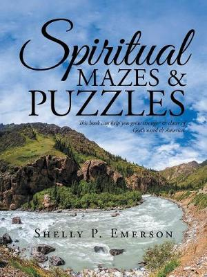 Spiritual Mazes & Puzzles (Paperback)