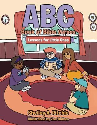 ABC Book of Bible Verses: Lessons for Little Ones (Paperback)
