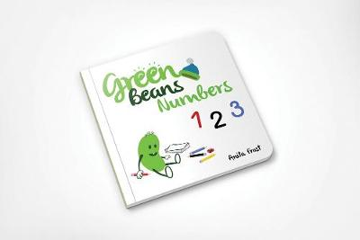 Green Beans Numbers 2017 (Board book)