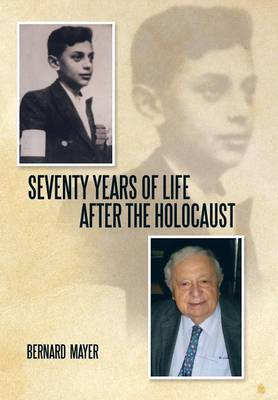 Seventy Years of Life After the Holocaust (Hardback)