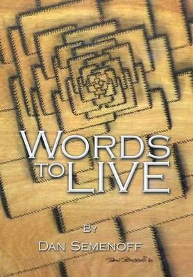 Words to Live (Hardback)