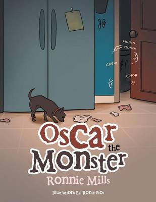 Oscar the Monster (Paperback)