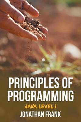 Principles of Programming: Java Level 1 (Paperback)