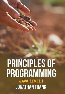 Principles of Programming: Java Level 1 (Hardback)