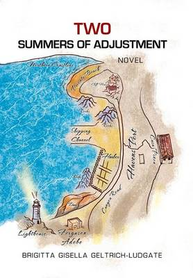 Two Summers of Adjustment: Novel (Hardback)