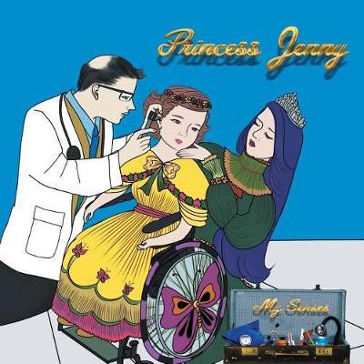 Princess Jenny: My Senses (Paperback)