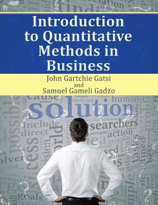 Introduction to Quantitative Methods in Business (Paperback)