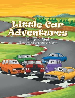 Little Car Adventures (Paperback)