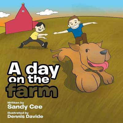 A Day on the Farm (Paperback)