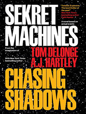 Sekret Machines Book 1: Chasing Shadows - Sekret Machines 1 (CD-Audio)