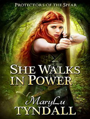 She Walks in Power - Protectors of the Spear 1 (CD-Audio)