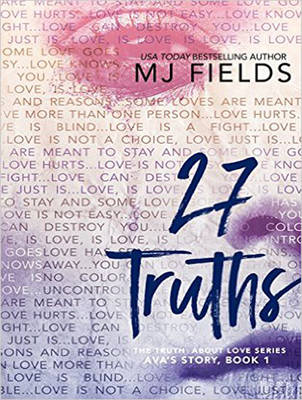 27 Truths: Ava's Story - Truth About Love 1 (CD-Audio)