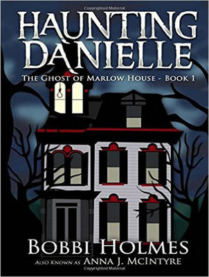 The Ghost of Marlow House - Haunting Danielle 1 (CD-Audio)