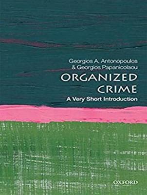 Organized Crime: A Very Short Introduction (CD-Audio)