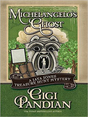 Michelangelo's Ghost - Jaya Jones Treasure Hunt Mystery 4 (CD-Audio)