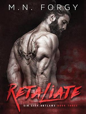 Retaliate - Sin City Outlaws 3 (CD-Audio)
