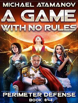 A Game With No Rules - Perimeter Defense 4 (CD-Audio)