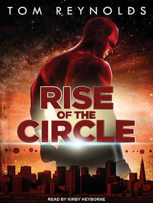 Rise of The Circle - Meta Superhero Novel 3 (CD-Audio)