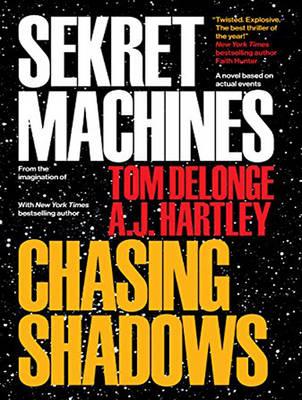 Sekret Machines Book 1: Chasing Shadows - Sekret Machines 1 (CD-Audio)