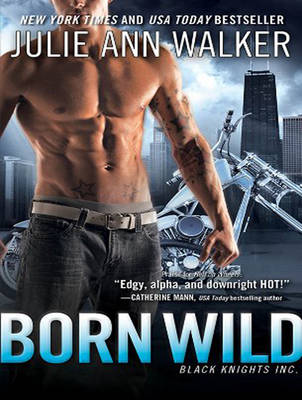 Born Wild - Black Knights Inc. 5 (CD-Audio)