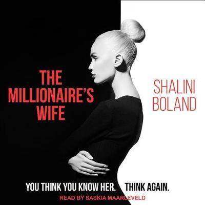 The Millionaire's Wife (CD-Audio)
