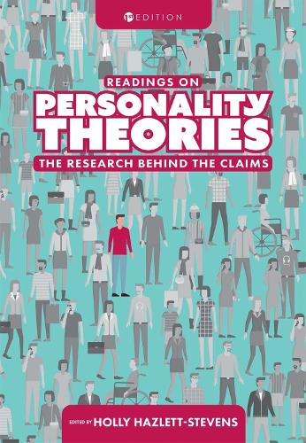 Readings on Personality Theories: The Research Behind the Claims (Paperback)