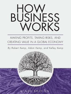 How Business Works: Making Profits, Taking Risks, and Creating Value in a Global Economy (Paperback)