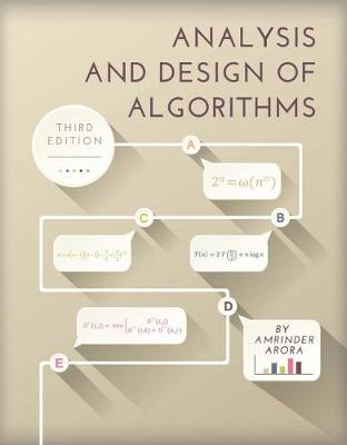 Analysis and Design of Algorithms (Hardback)