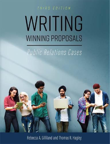 Writing Winning Proposals: Public Relations Cases (Paperback)
