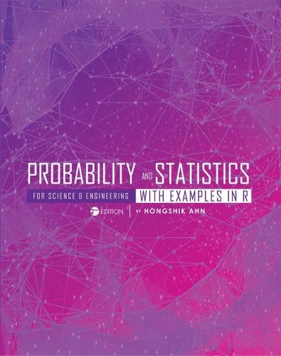 Probability and Statistics for Science and Engineering with Examples in R (Paperback)
