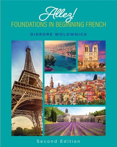 Allez!: Foundations in Beginning French (Paperback)