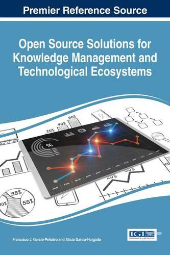 Open Source Solutions for Knowledge Management and Technological Ecosystems - Advances in Knowledge Acquisition, Transfer, and Management (Hardback)