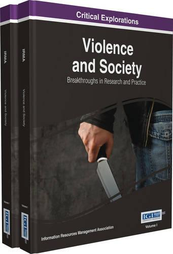 Violence and Society: Breakthroughs in Research and Practice (Hardback)
