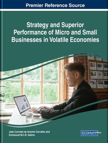 Strategy and Superior Performance of Micro and Small Businesses in Volatile Economies (Hardback)