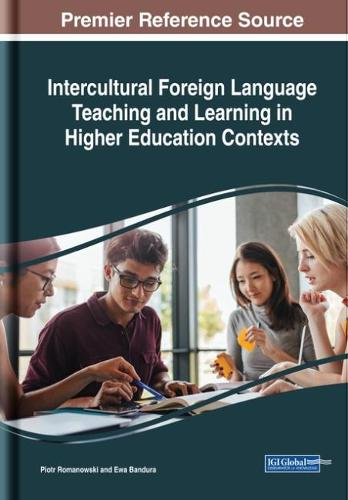 Intercultural Foreign Language Teaching and Learning in Higher Education Contexts (Hardback)