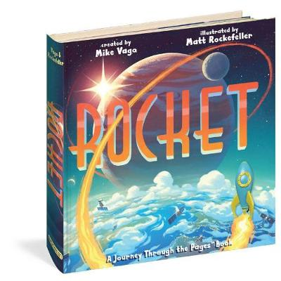 Rocket (Board book)