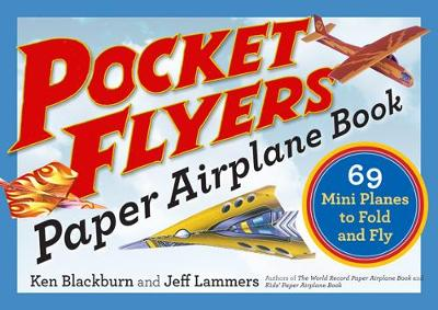Pocket Flyers Paper Airplane Book (Paperback)