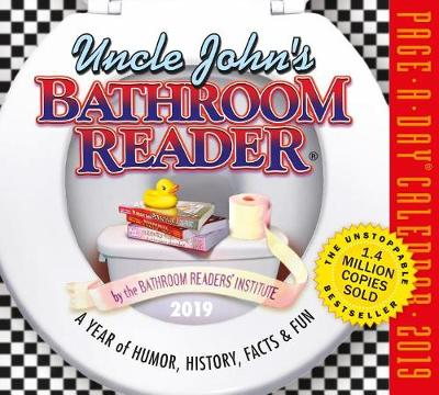 2019 Uncle Johns Bathroom Reader Page-A-Day Calendar (Calendar)