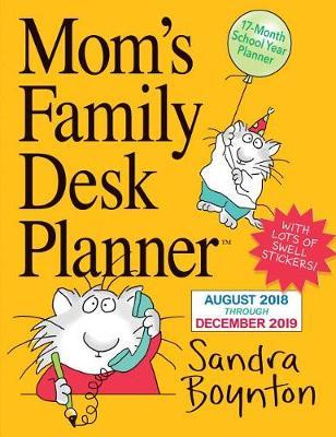 2019 Moms Family Desk Calendar Wall Calendar (Calendar)